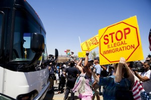 We the people do not want illegal aliens!